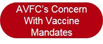 AVFCs Concern With Vaccine Mandates