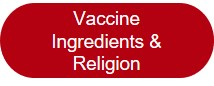 Vaccine Ingredients-Personal Beliefs